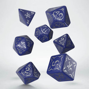 Q Workshop Q Workshop Pathfinder: Second Darkness dice set