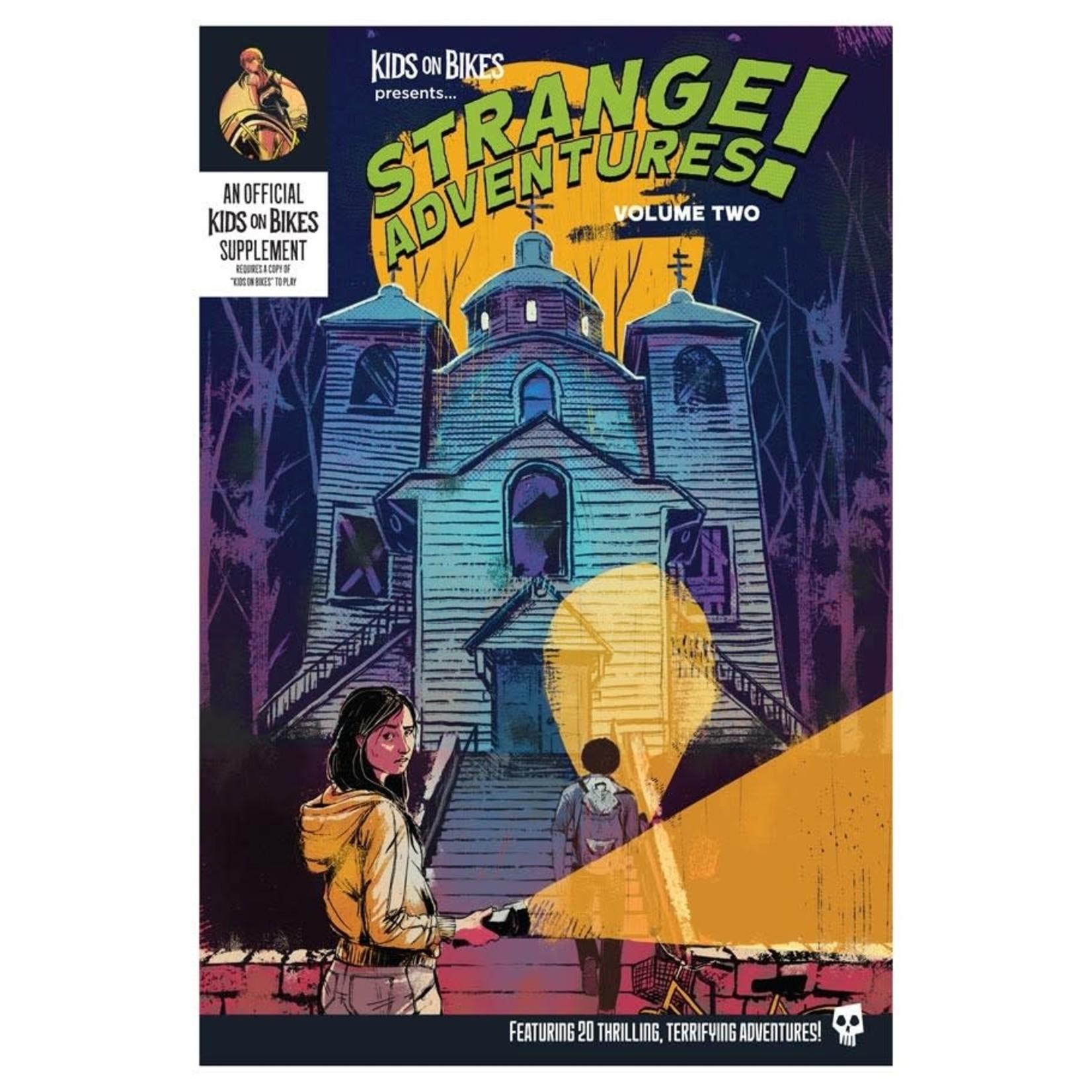 Renegade Kids on Bikes Strange Adventures Vol. 2