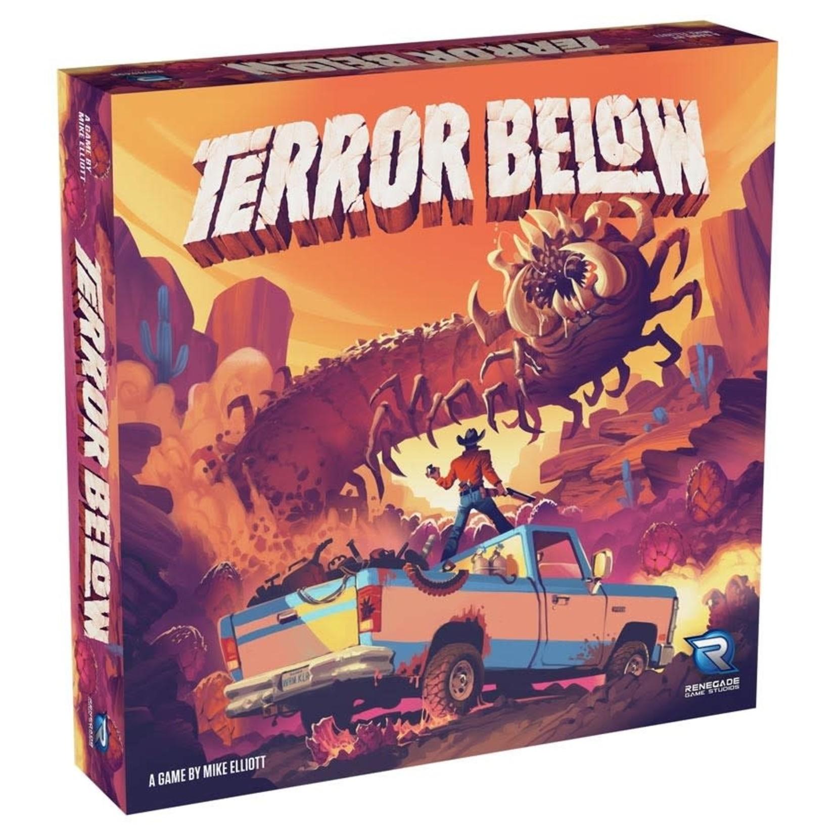 Renegade Terror Below
