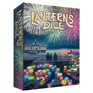 Renegade Lanterns Dice
