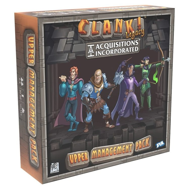 Renegade Clank! Legacy: Acquisitions Inc Upper Mgmt Pack