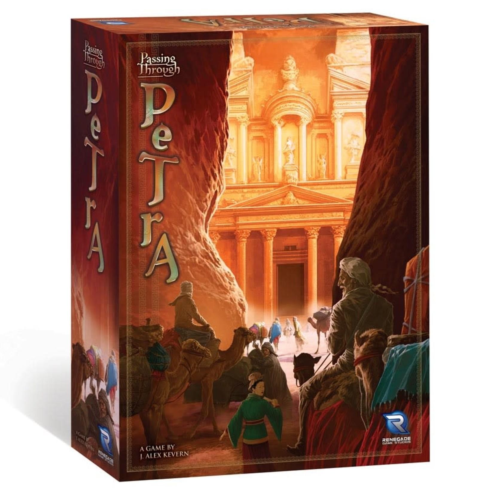 Renegade Passing Through Petra