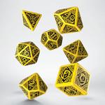 Q Workshop Q Workshop 3D 7-set Celtic : Yel/Blk
