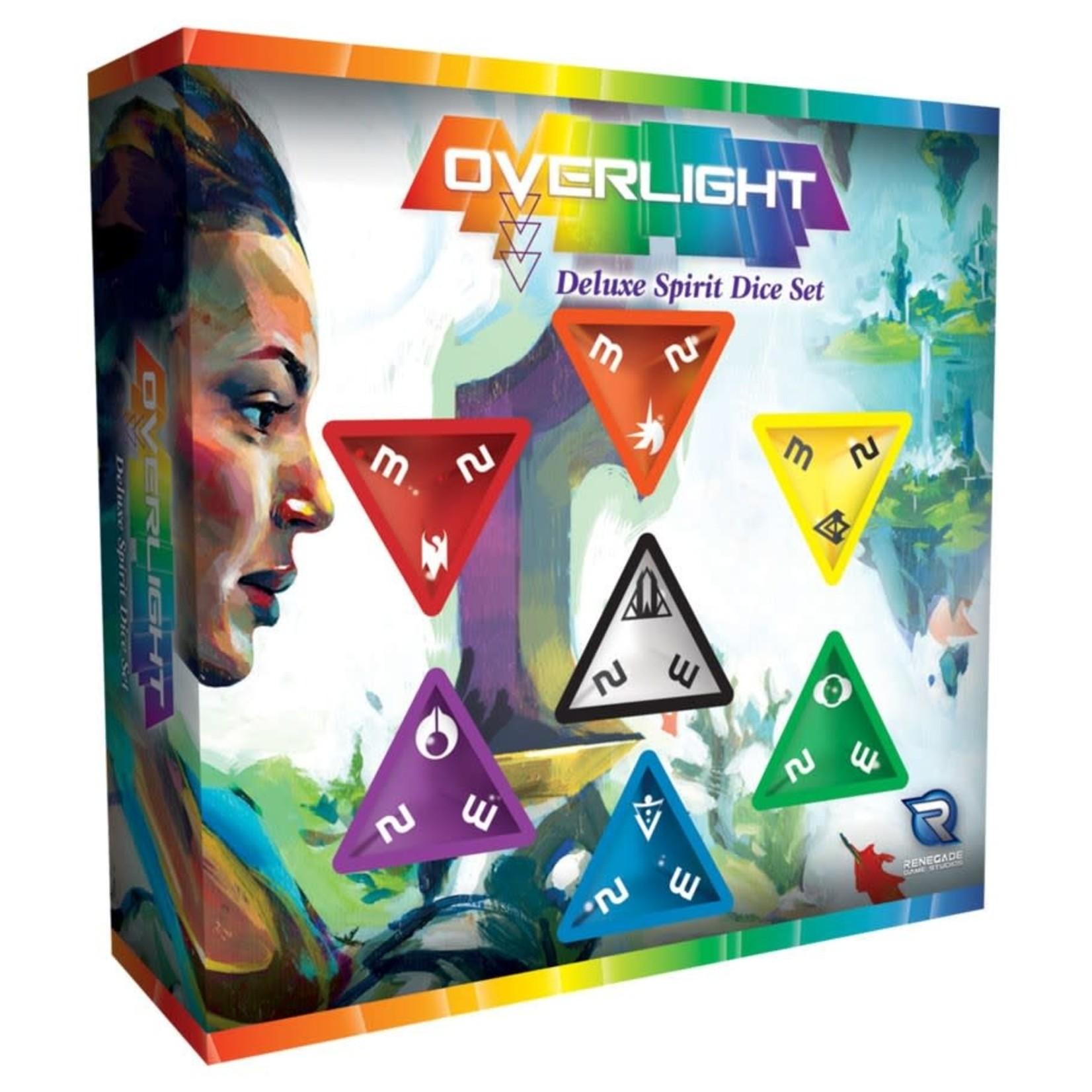 Renegade Overlight RPG Deluxe Spirit Dice