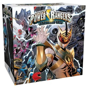 Renegade Power Rangers: Heroes of the Grid - Shattered Grid