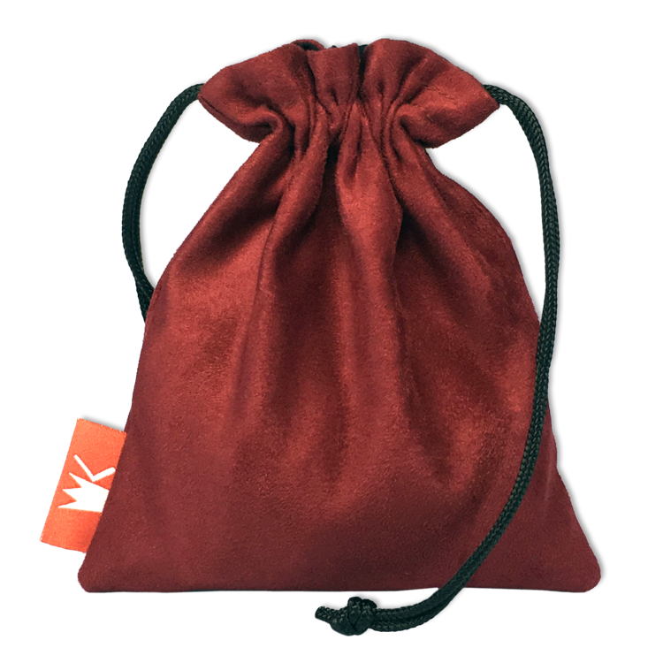 Red King Red King Dice Pouch: Red