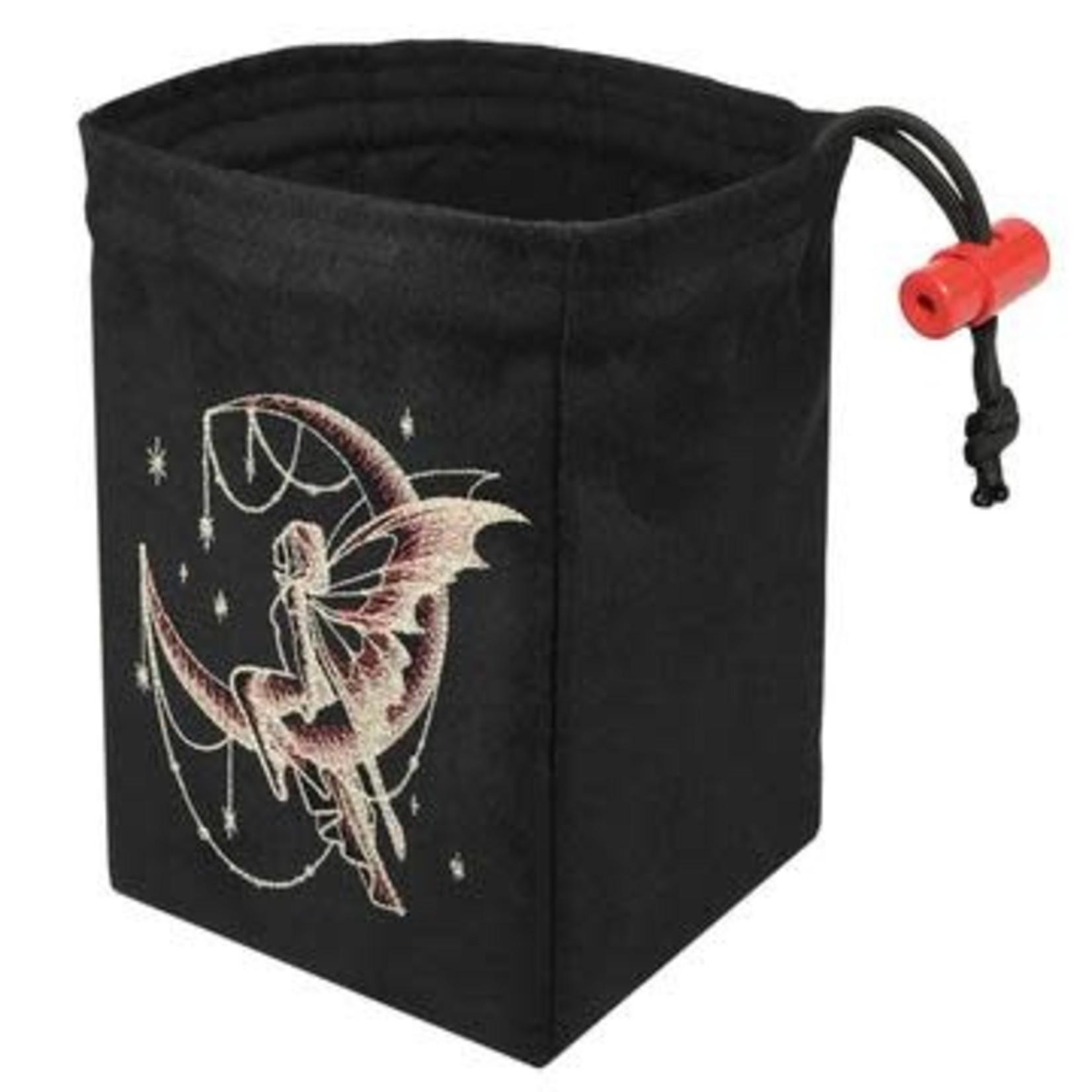 Red King Dice Bag: Moon Fairy (Glow in the Dark)