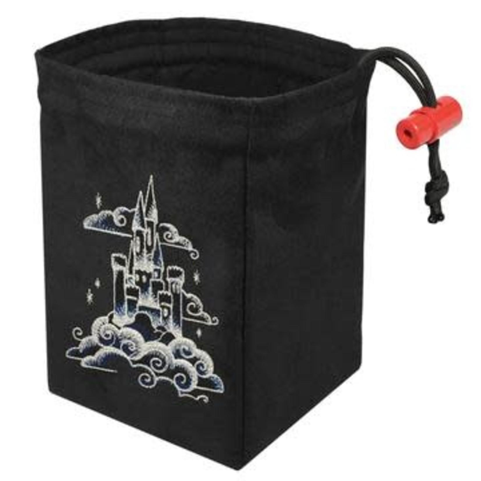 Red King Dice Bag: Sky Castle (Glow in the Dark)