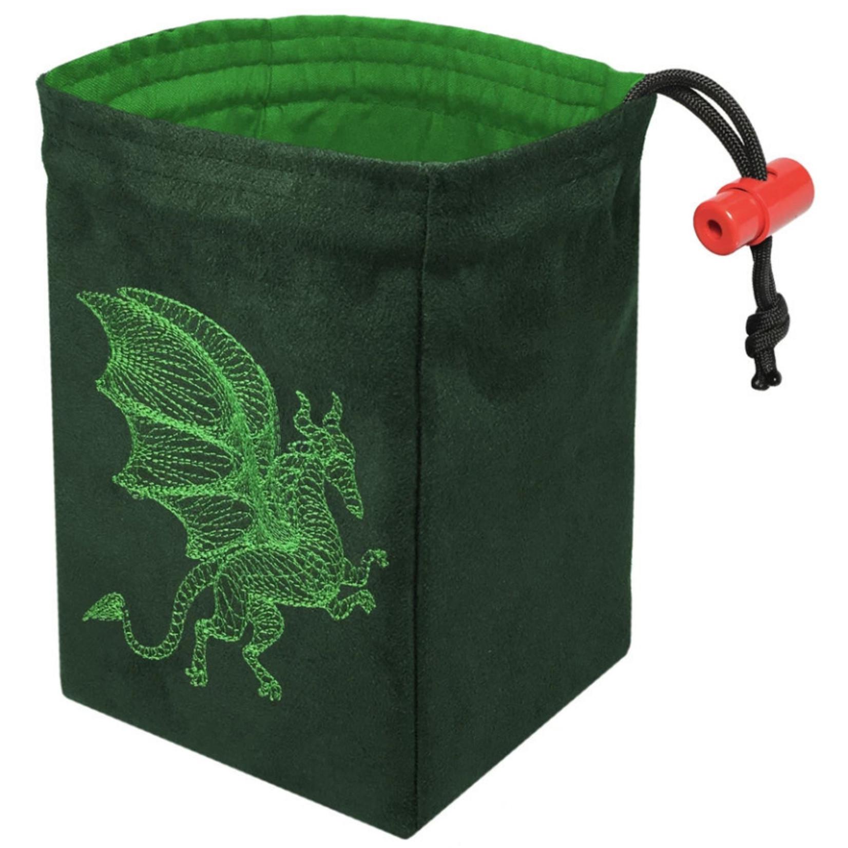Red King Dice Bag: Dimensional Dragon