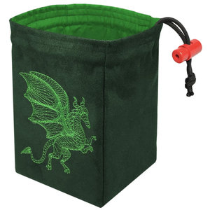 Red King Dice Bag: Dimensional Dragon