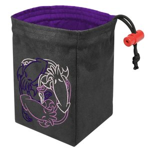Red King Dice Bag: Fantasticute Cthulhus