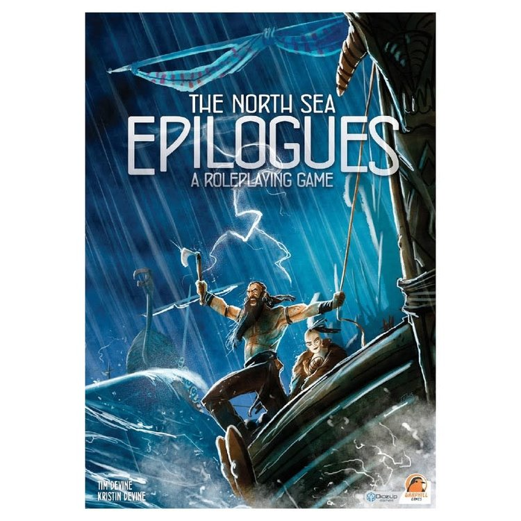 Renegade The North Sea: Epilogues RPG