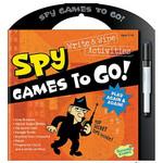 Peaceable Kingdom Spy Games To Go