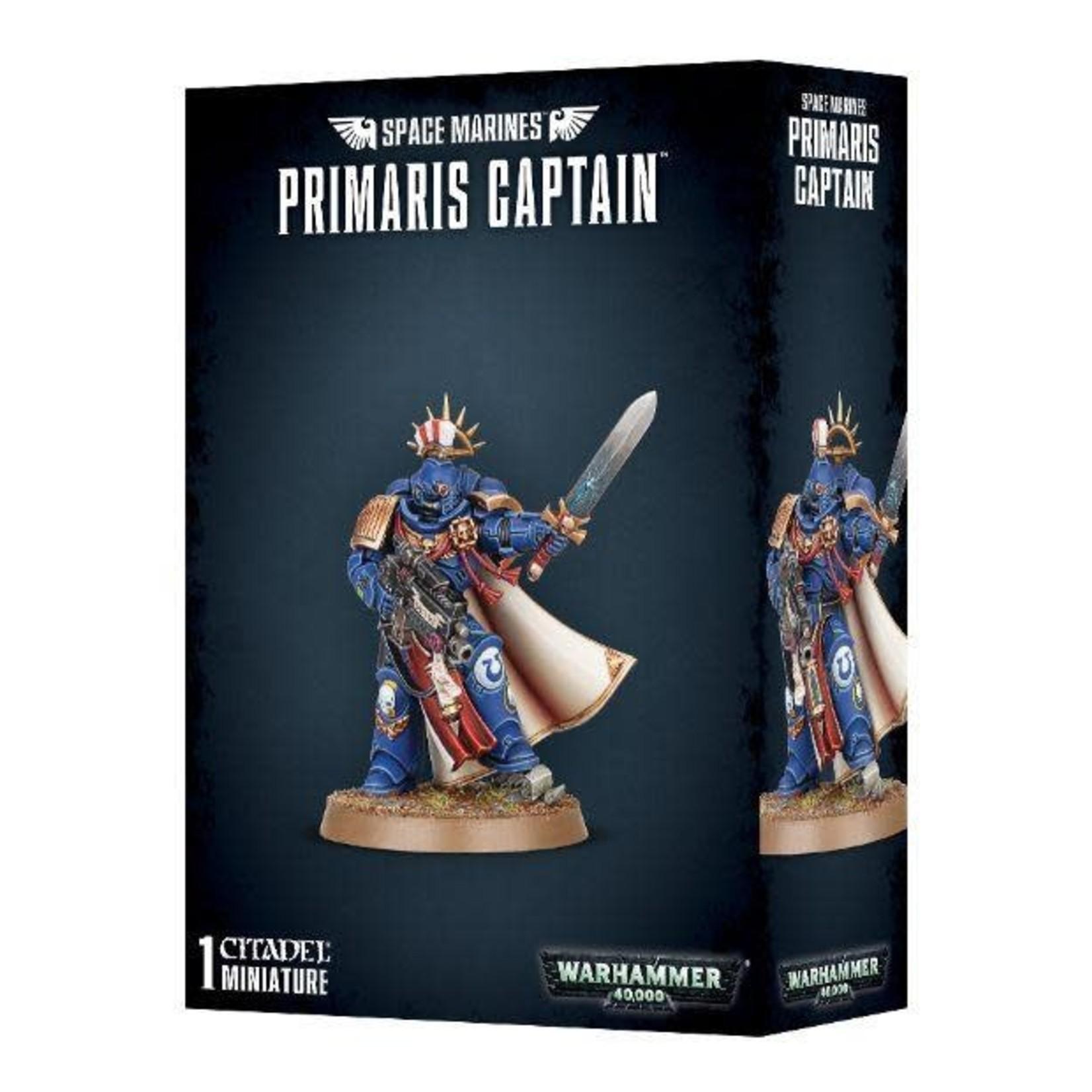 Games Workshop Warhammer 40K: Space Marines - Primaris Captain