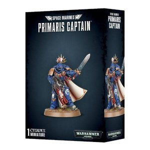 Games Workshop Warhammer 40K: Primaris Captain