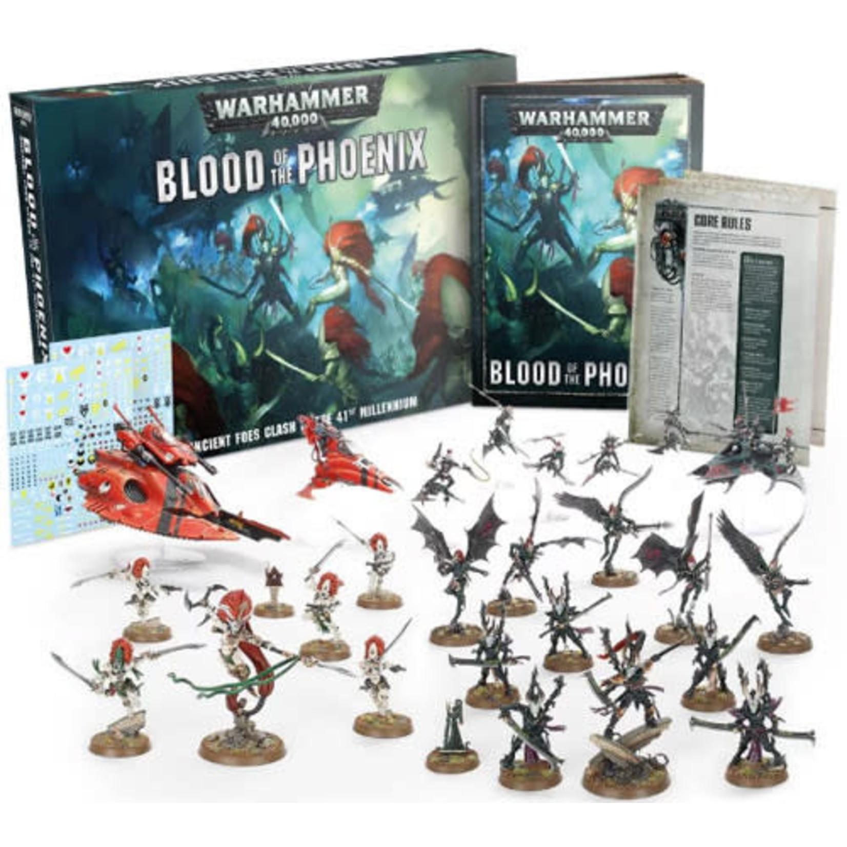 Games Workshop Warhammer 40k: Blood of the Phoenix