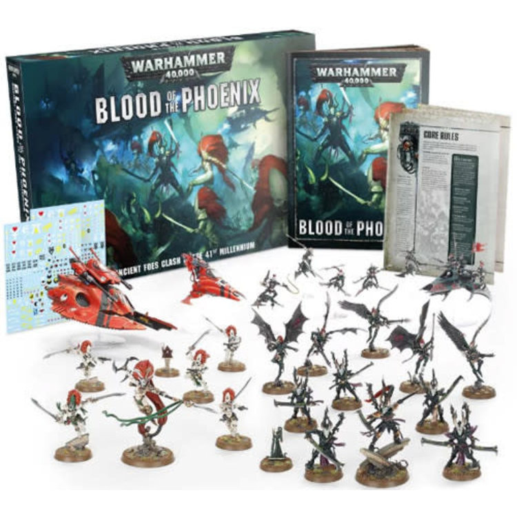 Games Workshop Warhammer 40k: Blood of the Phoenix