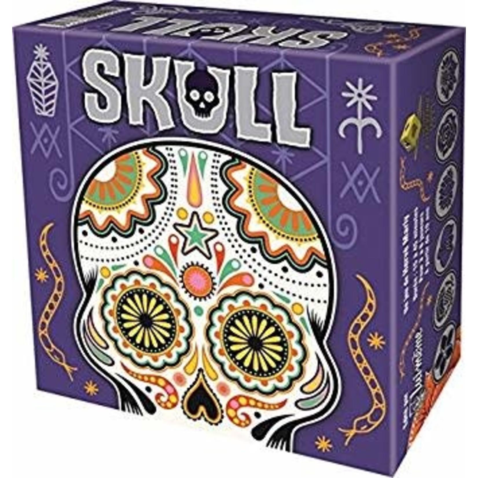 Asmodee Editions Skull