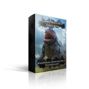 Nord Games Wandering Monsters Deck: Wilderlands (5E)