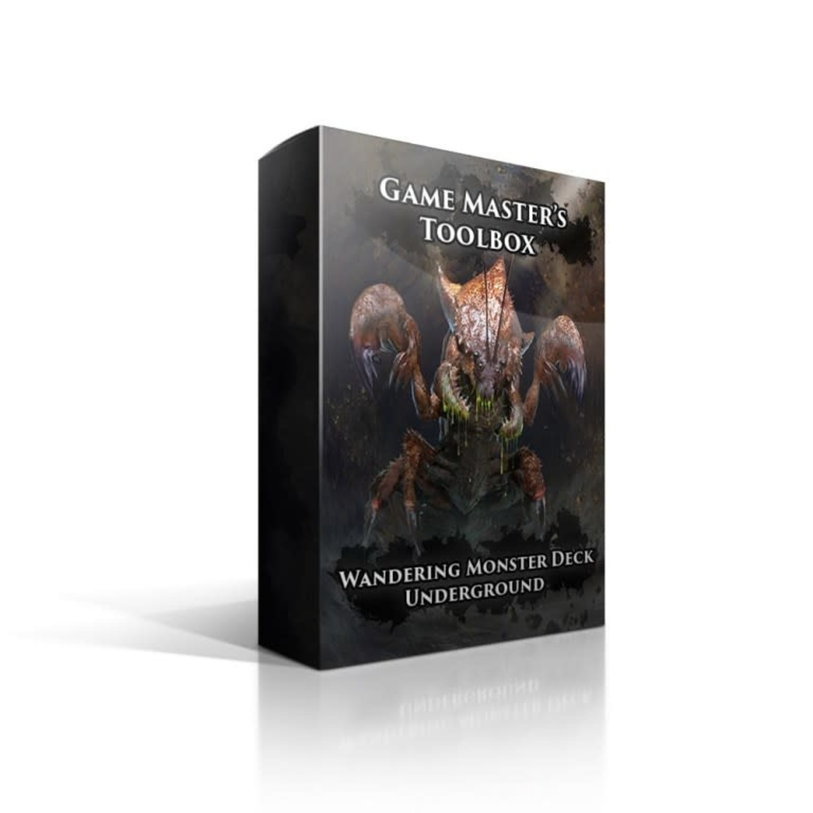 Nord Games Wandering Monsters Deck: Underground (5E)