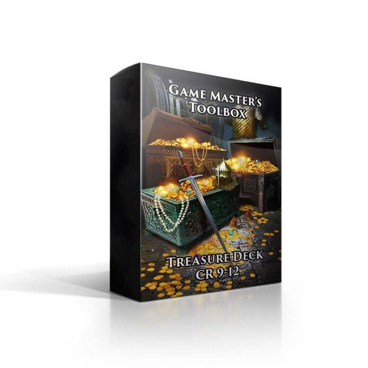 Nord Games Treasure Deck CR 9-12