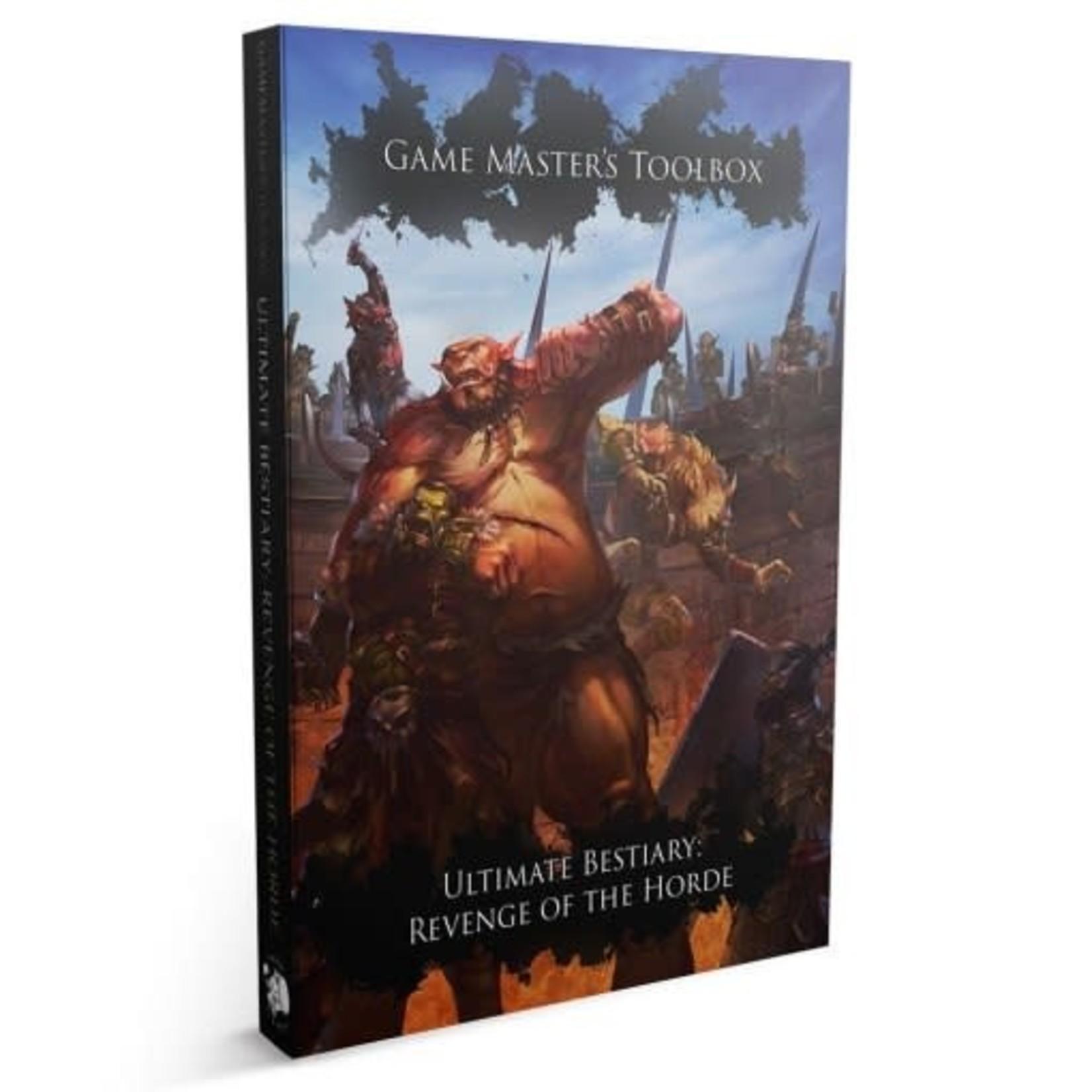 Nord Games Ultimate Bestiary: Revenge of the Horde (5E)