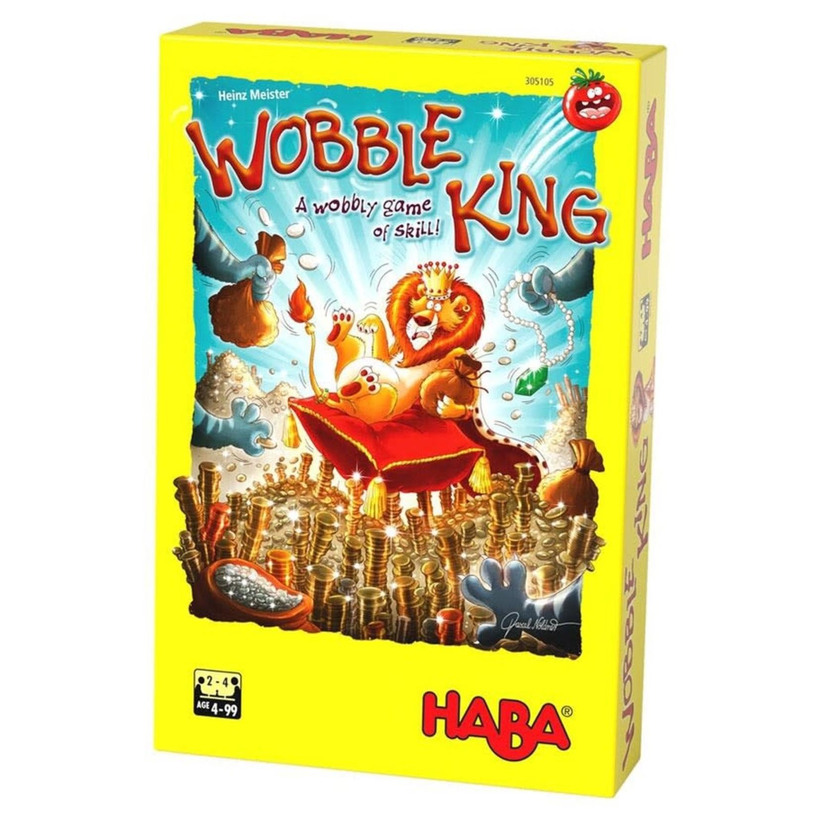 Haba Wobble King