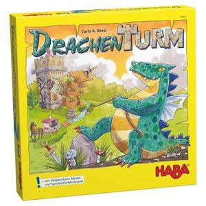 Haba Dragon Tower