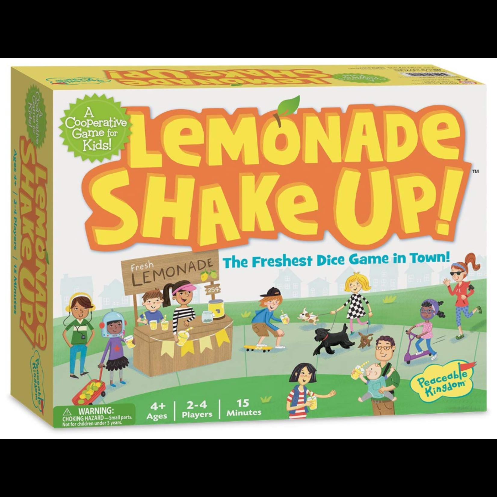Peaceable Kingdom Lemonade Shake-Up