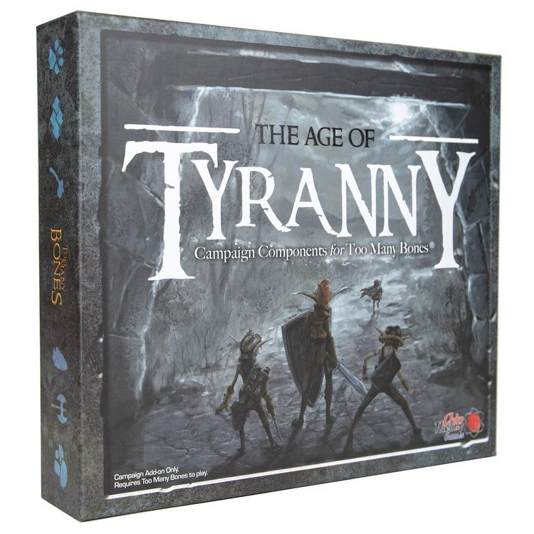 Chip Theory Games Too Many Bones: Age of Tyranny