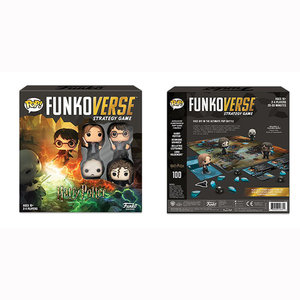 Funko Funkoverse: Harry Potter Base Set
