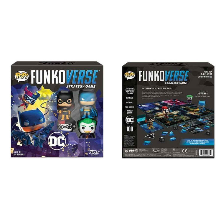 Funko Funkoverse: DC Comics Base Set