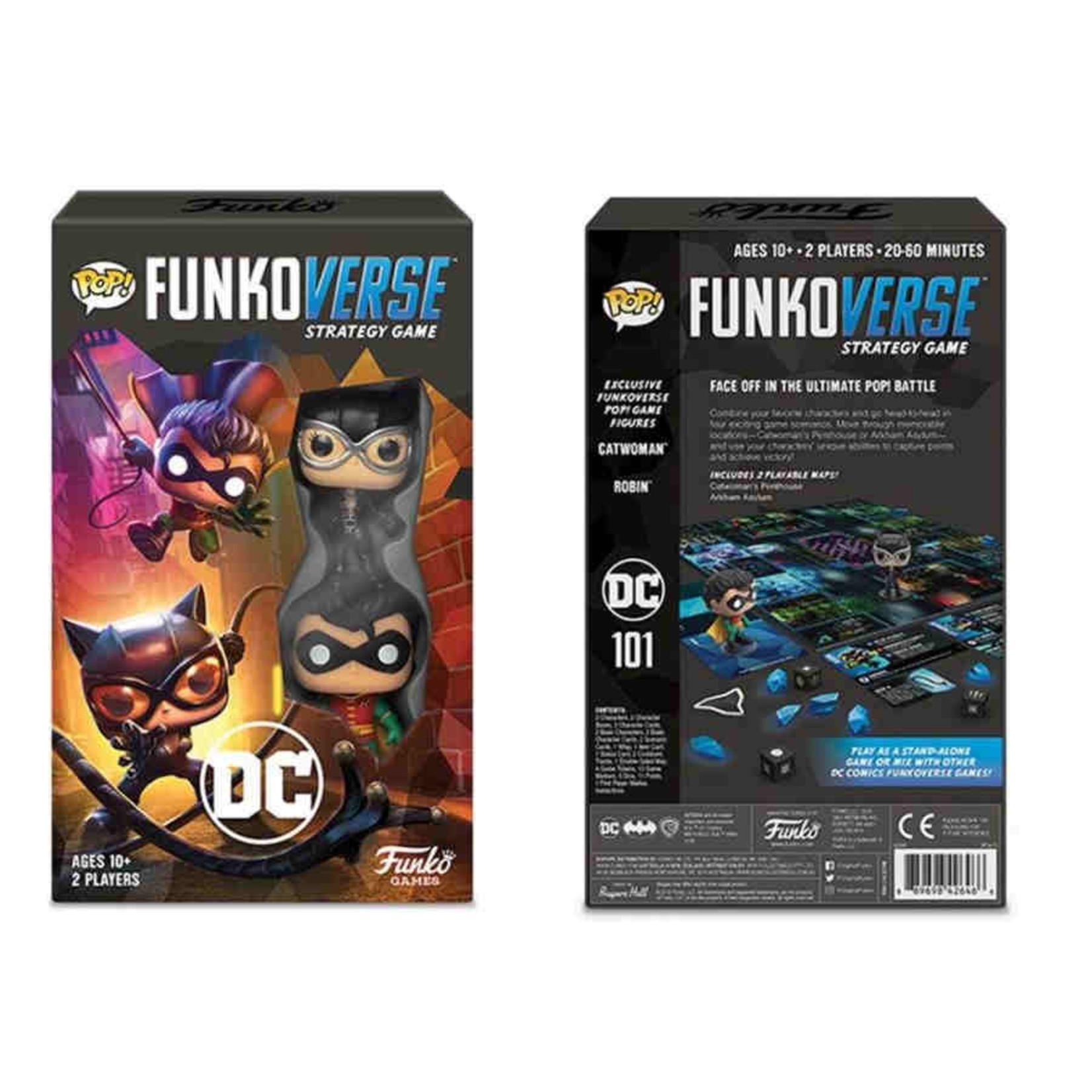 Funko Funkoverse: DC Comics 101 Expandalone