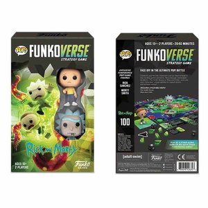 Funko Funkoverse: Rick & Morty 100 Expandalone