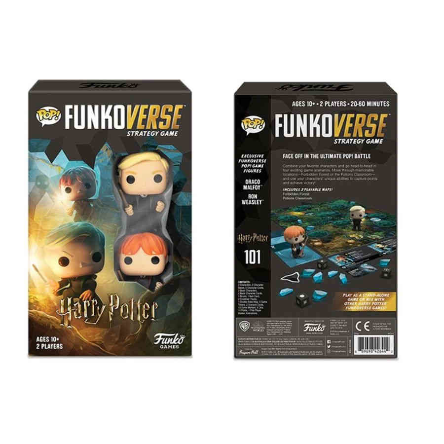 Funkoverse Harry Potter 101 Expandalone Fair Game