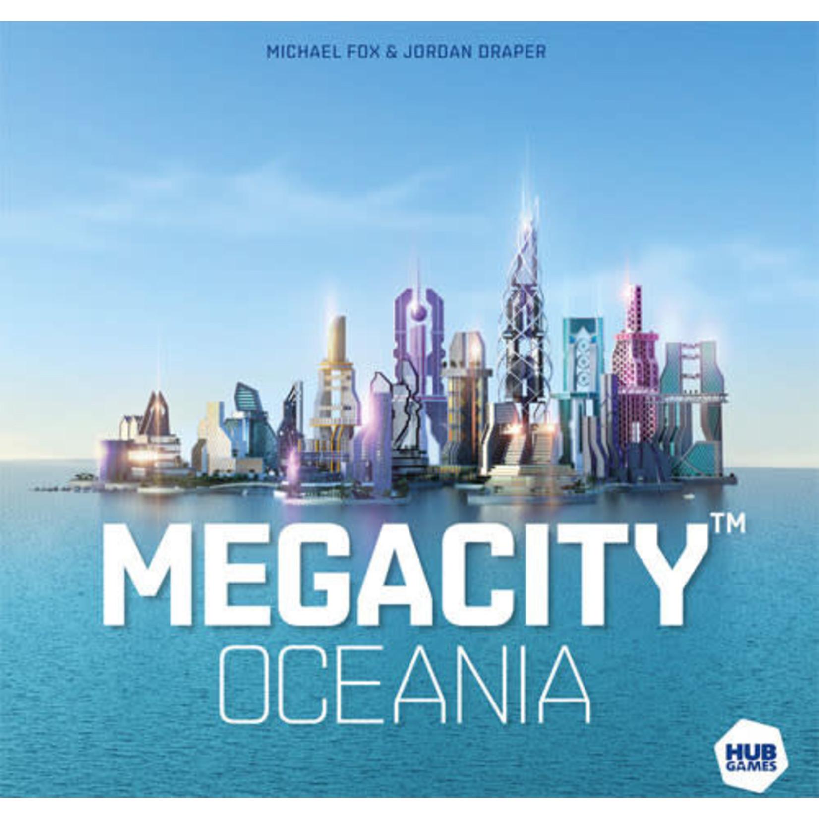 Asmodee Editions Megacity: Oceania