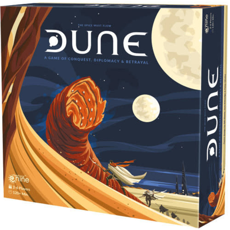 GaleForce9 Dune the Board Game