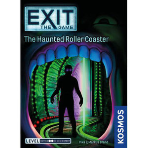 Thames Kosmos Exit: The Haunted Roller Coaster