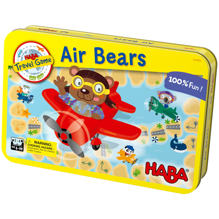 Haba Air Bears