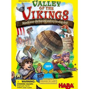 Haba Valley of Vikings