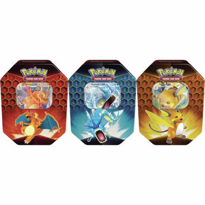 Pokemon International Pokemon Trading Card Game: Hidden Fates Tin