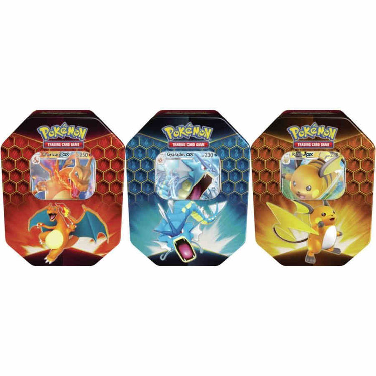 Pokemon International Pokemon Trading Card Game: Hidden Fates Tin