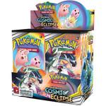Pokemon International Pokemon: Sun & Moon Cosmic Eclipse Booster Box