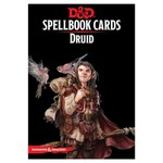 GaleForce9 Dungeons and Dragons 5th Edition: Spell Cards - Druid