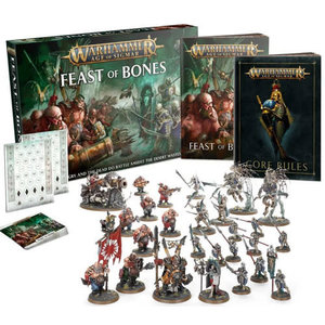 Games Workshop Warhammer Age of Sigmar: Feast of Bones