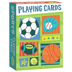 Peaceable Kingdom Peaceable Kingdom: Sports Playing Cards