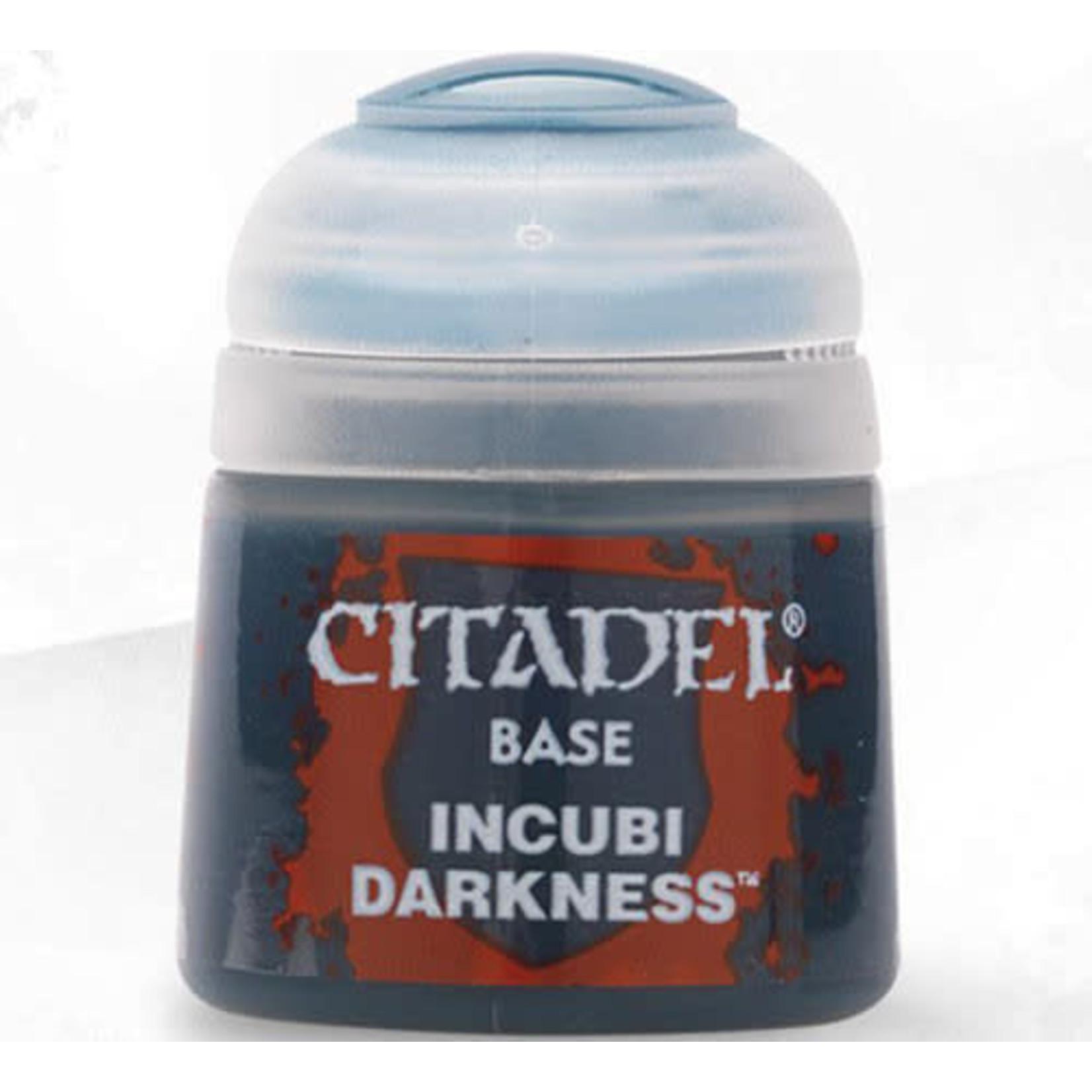 Citadel Citadel Paint - Base: Incubi Darkness