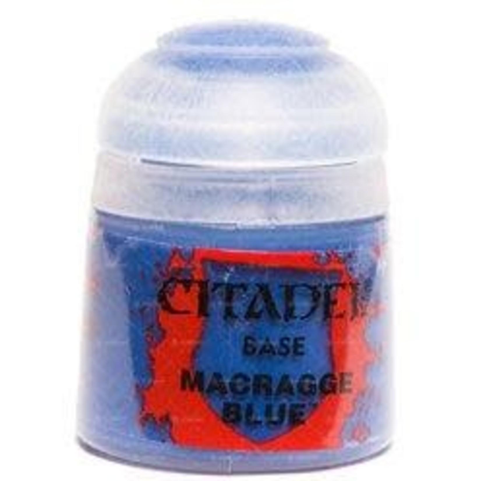 Citadel Citadel Paint - Base: Macragge Blue
