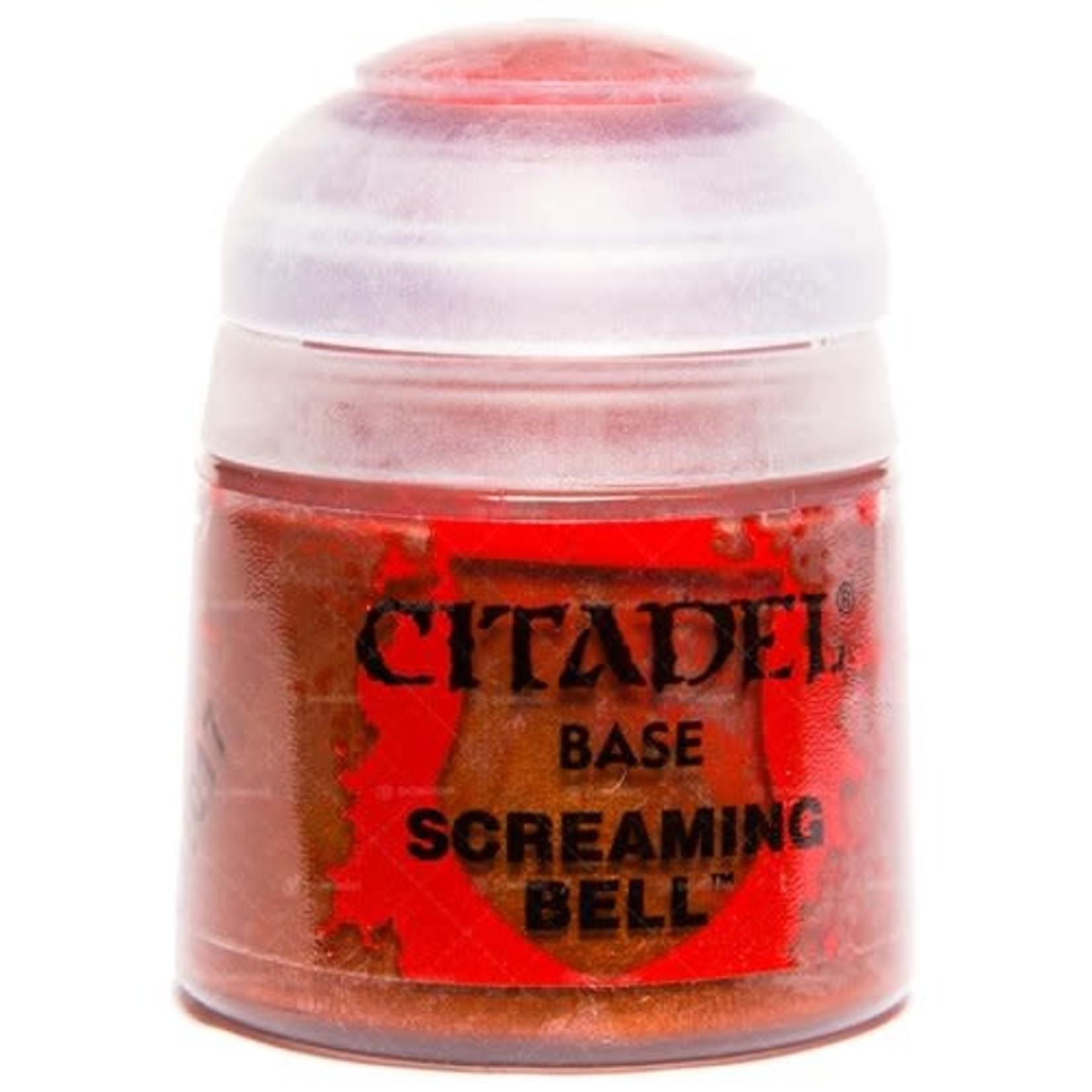 Citadel Citadel Paint - Base: Screaming Bell