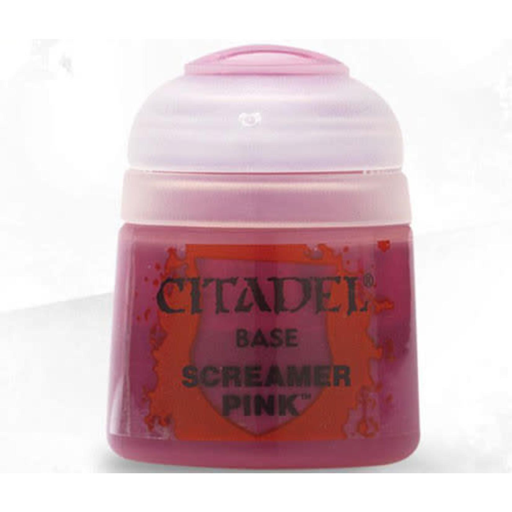 Citadel Citadel Paint - Base: Screamer Pink